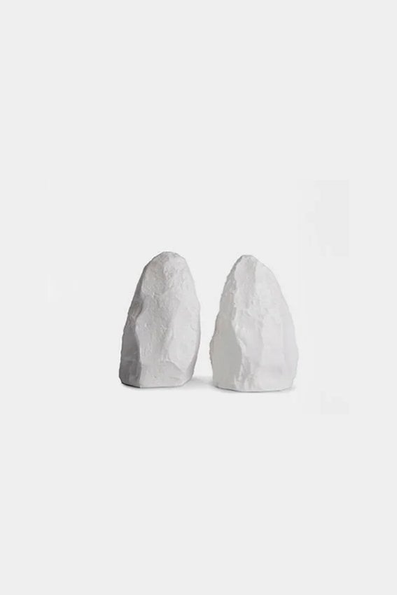 Image of Max Lamb - Crockery Salt & Pepper, White