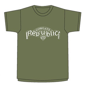 Image of Cowgate Republic T-Shirt