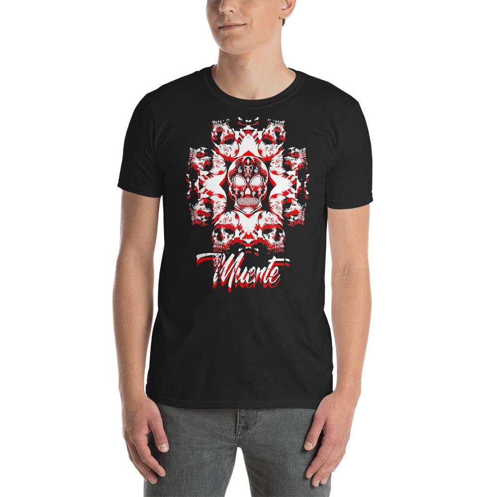 Image of AMB Muerte Skulls Shirt