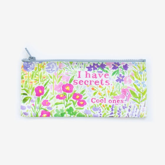 Image of I Have Secrets Pencil Case