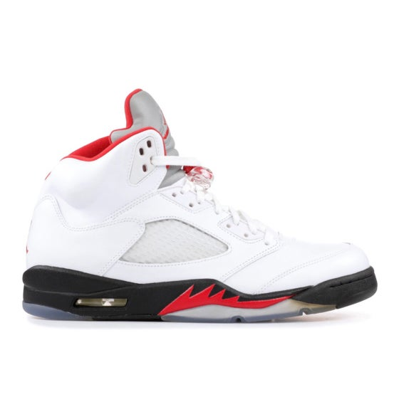 7fb2f487f39edc Image of Jordan 5 - Fire Red - Size 11