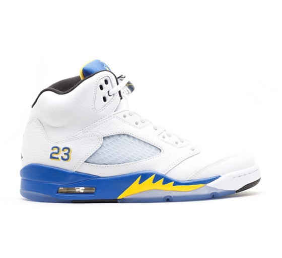 21efb06d5f2660 Image of Jordan 5 - Laney - Size 11