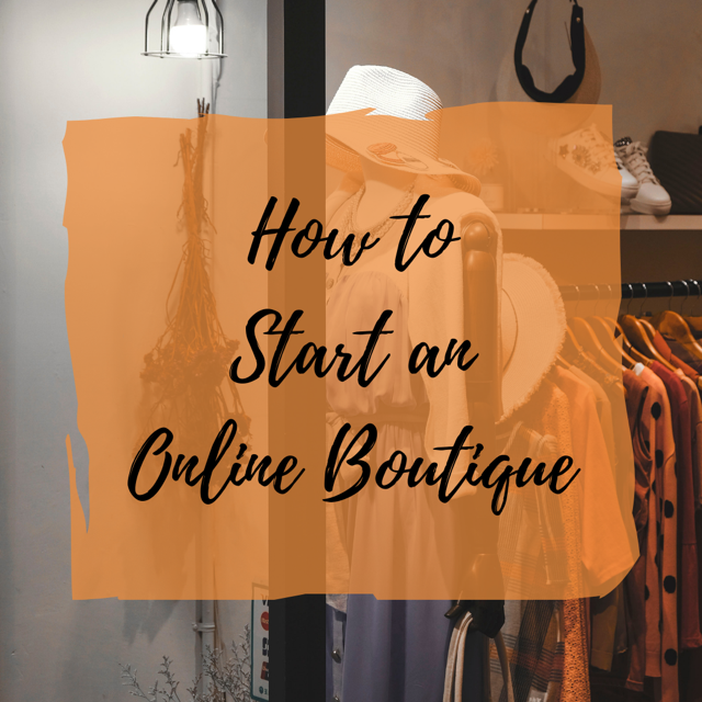 Image of How to Start an Online Boutique eGuide