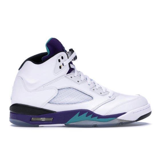 Image of Jordan 5 - Grapes - Size 11