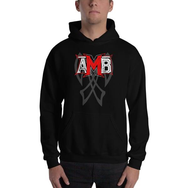 Image of AMB Muerte Logos Hoodie