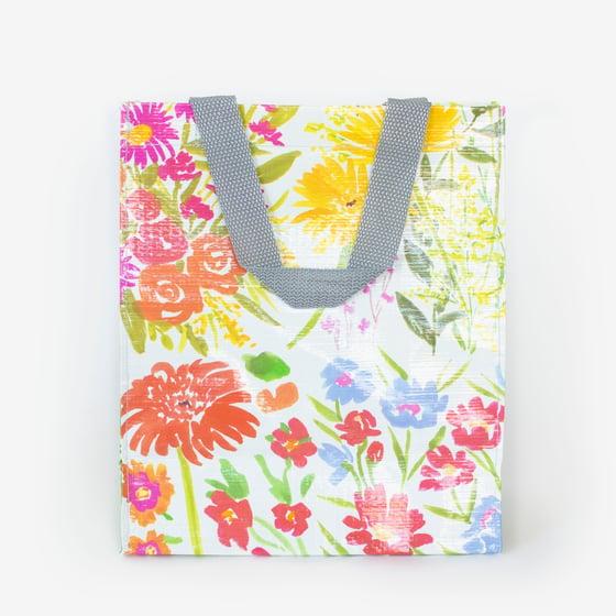 Image of Flower Garden Handy Tote