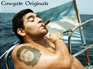 Image of Maradona T-Shirt
