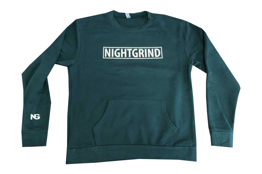 Image of NightGrind Fleece W/Pocket