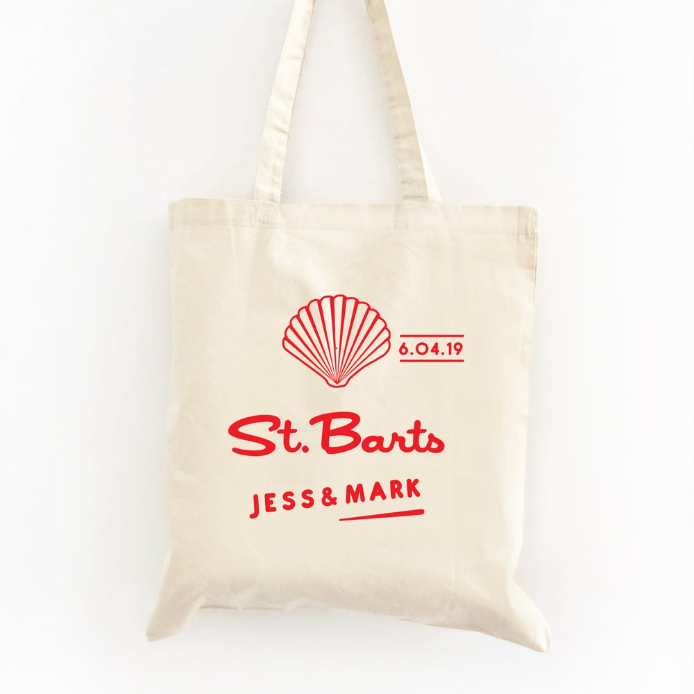 Image of Customizable Shell Tote