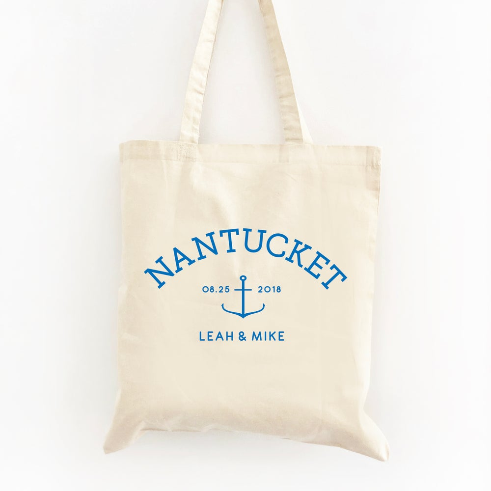 Image of Customizable Anchor Tote