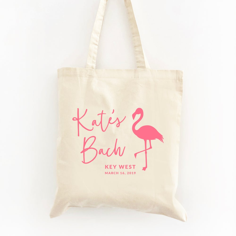 Image of Customizable Bachelorette Totes