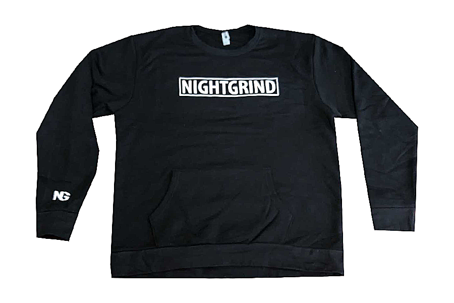 Image of NIGHTGRIND FLEECE W/ POCKET.