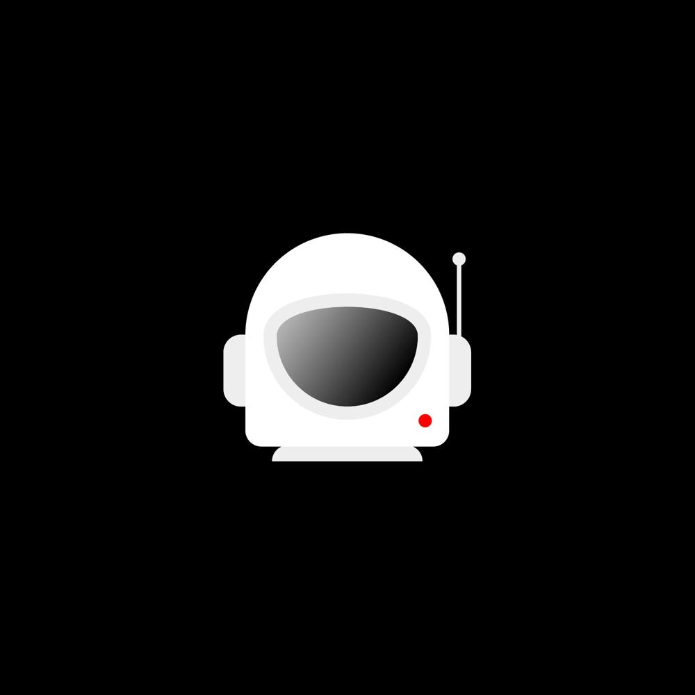 Image of Astronaut Helmet