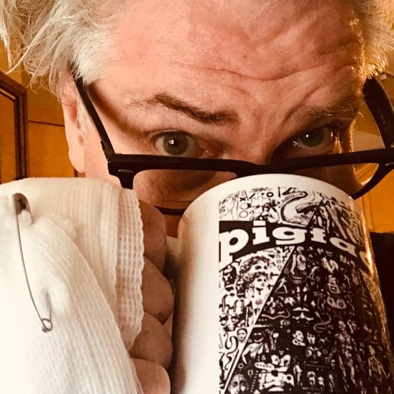 Image of PIGFACE Gub Coffee Mug