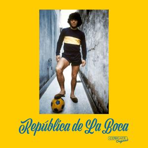 Image of La Boca Maradona T-Shirt