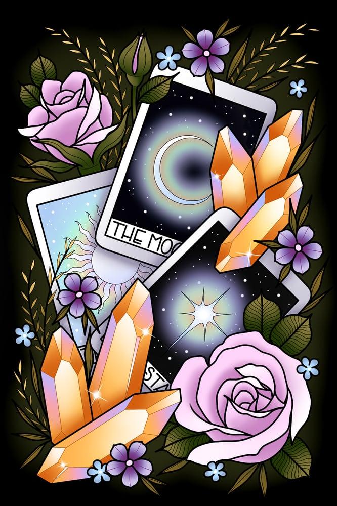 Image of 'Tarot' Print