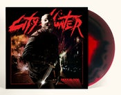 "Image of CITY HUNTER ""DEEP BLOOD: BLACKENED SKIES FOREVER BLEED"" LP LIM. 200"