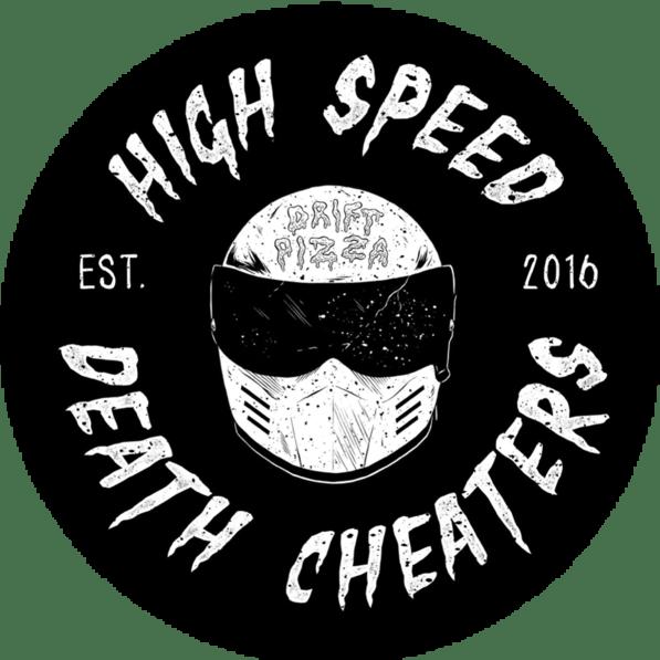 Image of High Speed Death Cheater Sticker
