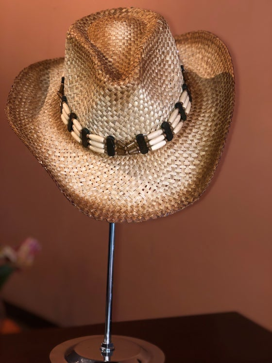 """Image of """"Texas Style"""" Straw Hat"""