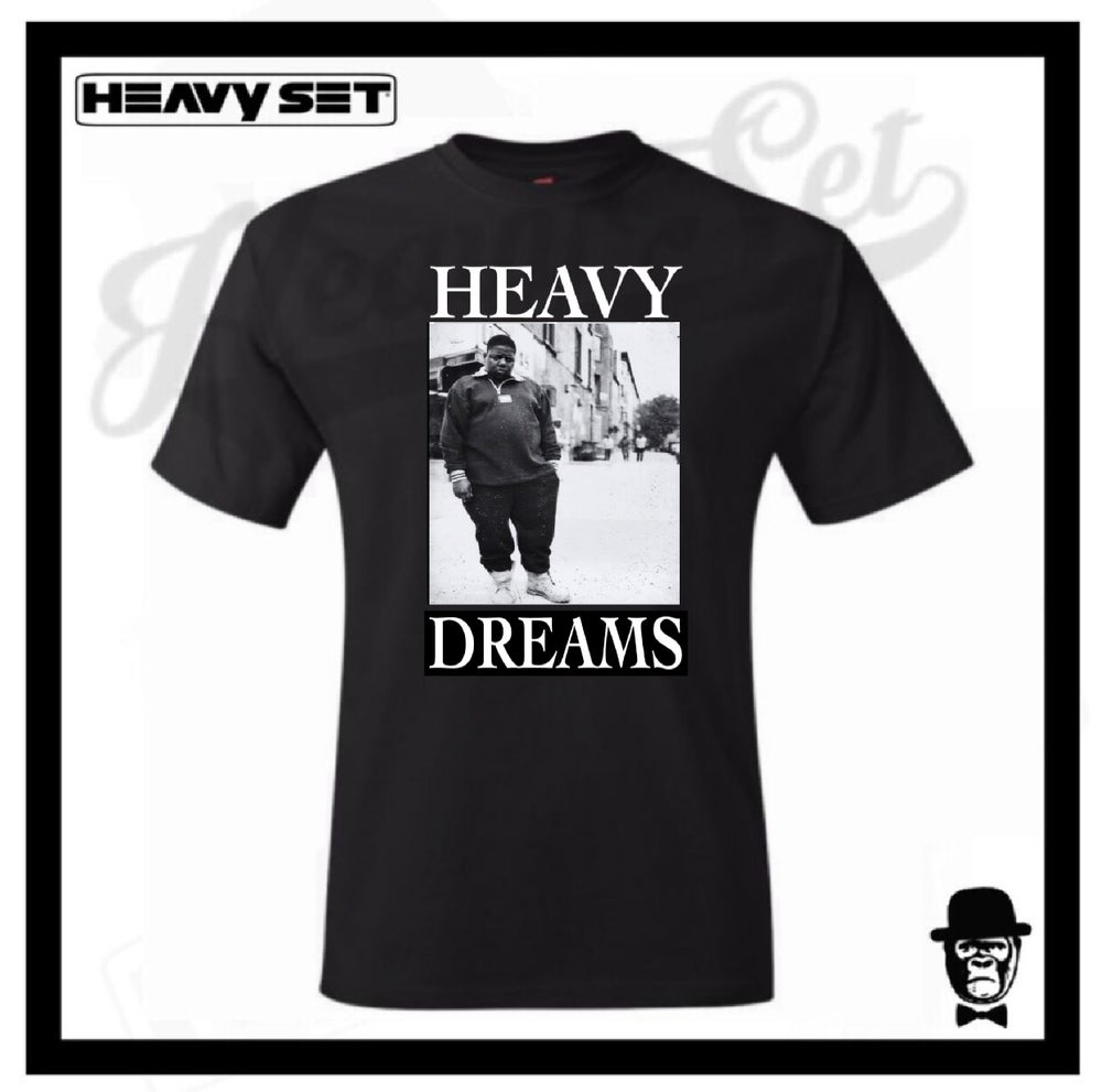 Image of HEAVY DREAMS