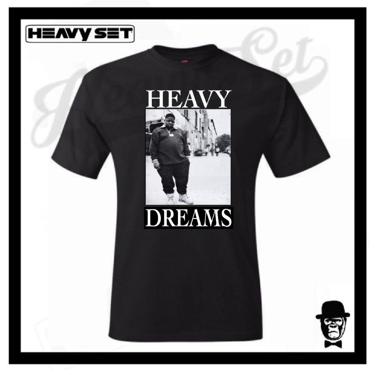 Image of HEAVY DREAMS