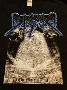 Image of DISMA - THE ETHEREAL WALL T-SHIRT