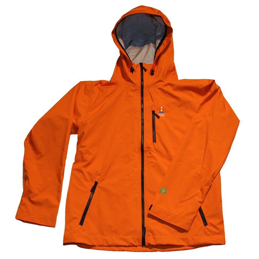 Image of Antero II Plus LTE Hardshell Polartec Neoshell Light Touring Jacket Orange