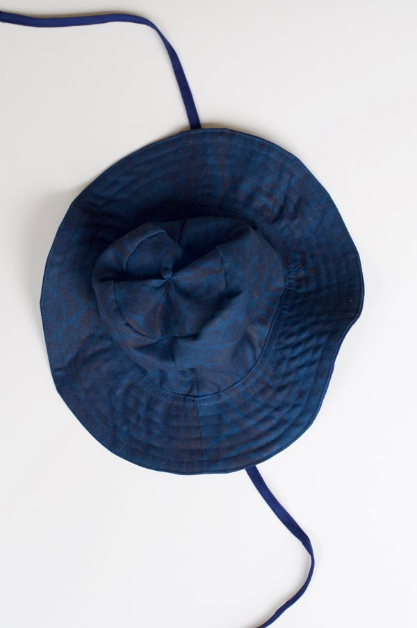 Image of Baby Bucket - Navy