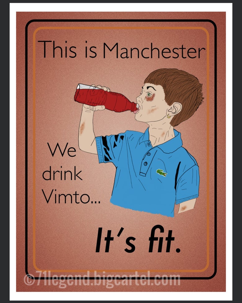 Image of Vimto - The Manc medicine