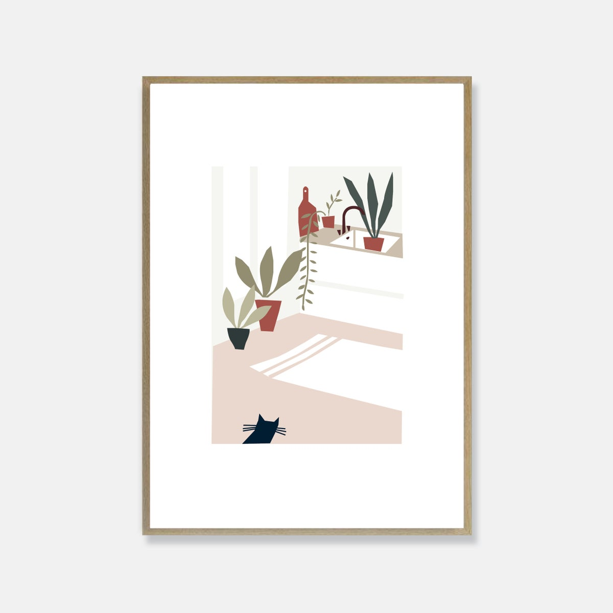 Image of Kitchen print
