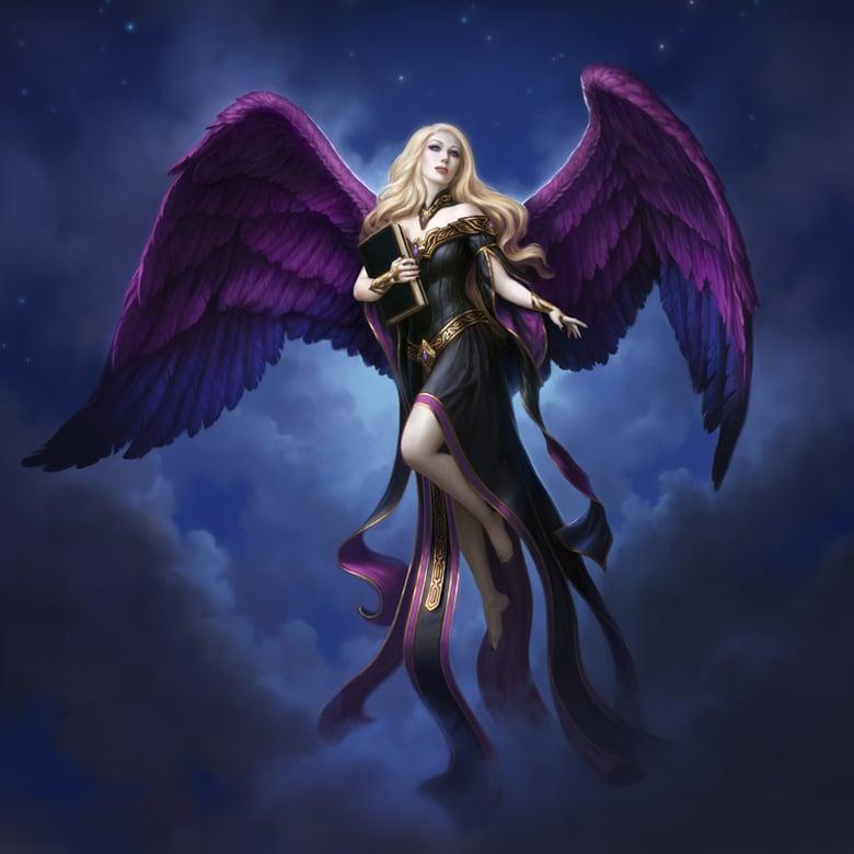 Image of Dark Messenger