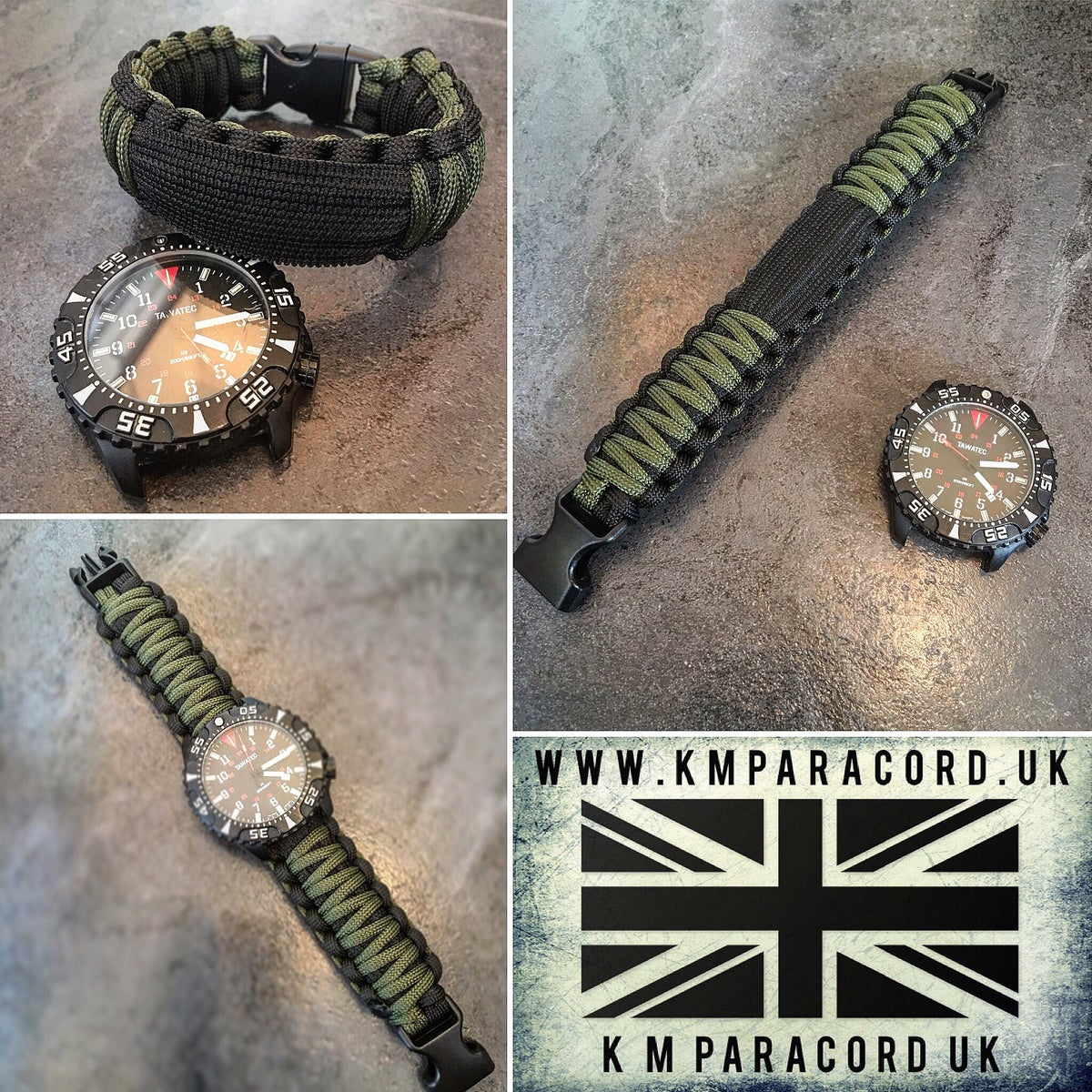 Image of KMP 'SF' Watch/GPS Strap