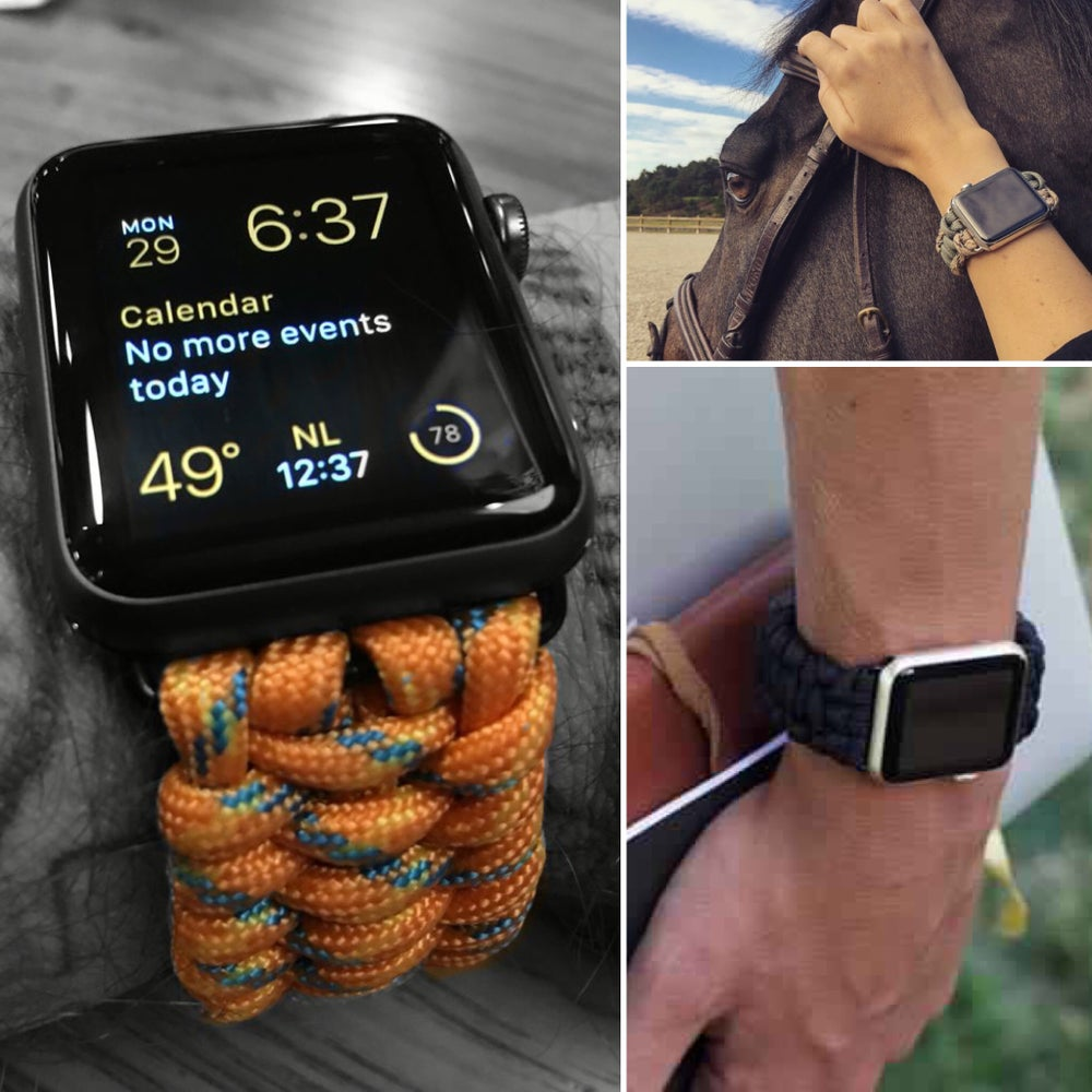 Image of KMP 'Apple Watch' strap