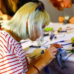 Image of Sunday 3rd November I Am Acrylic Workshop