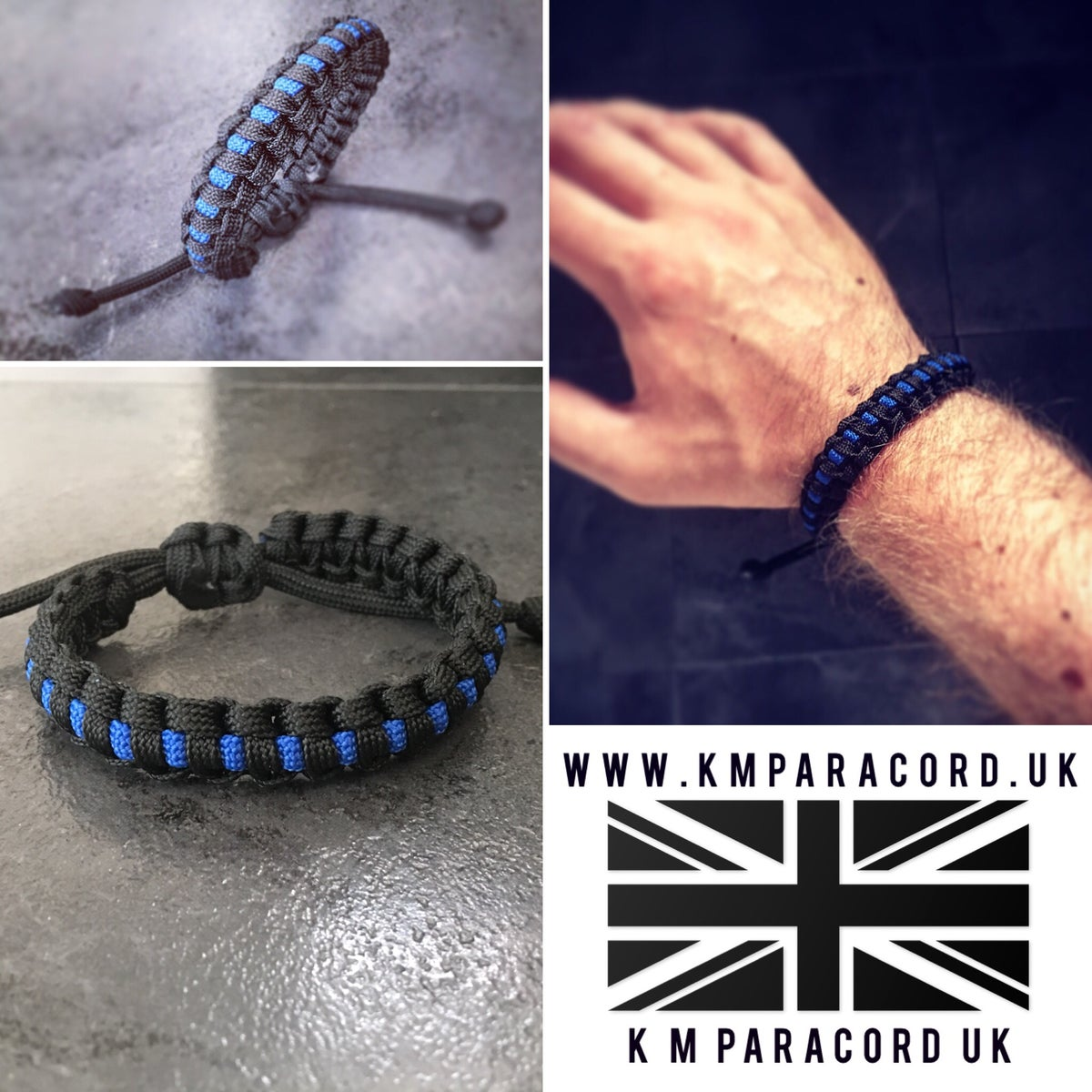 "Image of KMP ""Low Profile"" Adjustable Wristband"