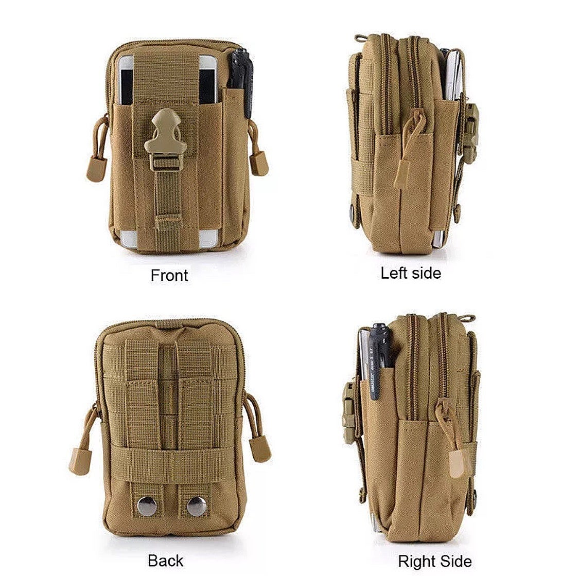 Image of KMP 'OITF' Tactical Utility Pouch
