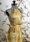 Rustic gold Artemis dress
