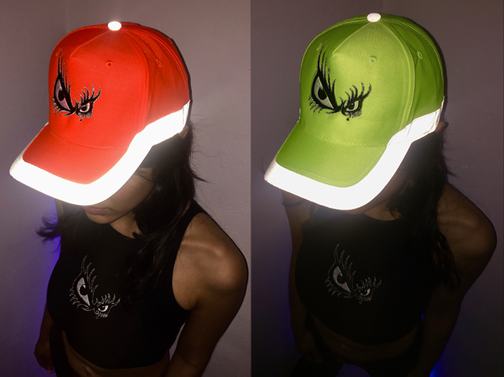 Image of No Shade Fluorescent Cap