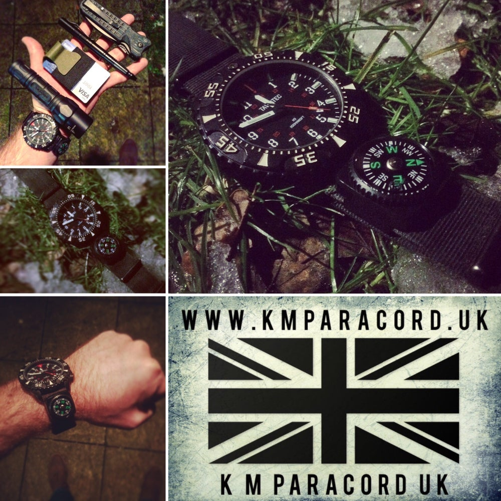 Image of KMP 'Survivor' NATO Watch Strap