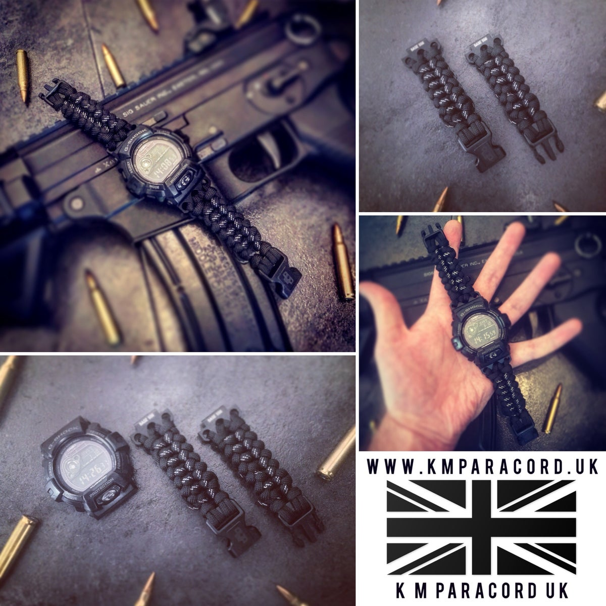 Image of KMP G-STRAP - Custom Straps for your G-SHOCK watch
