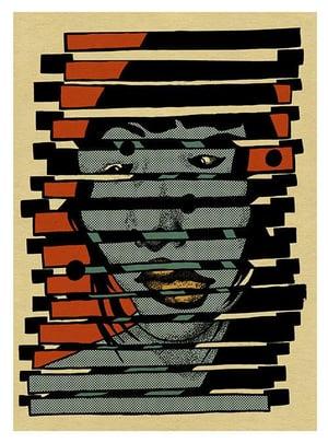 Image of 'Akemi' // Giclee print