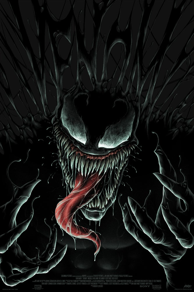 Image of VENOM - MONDO - REGULAR AP EDITION