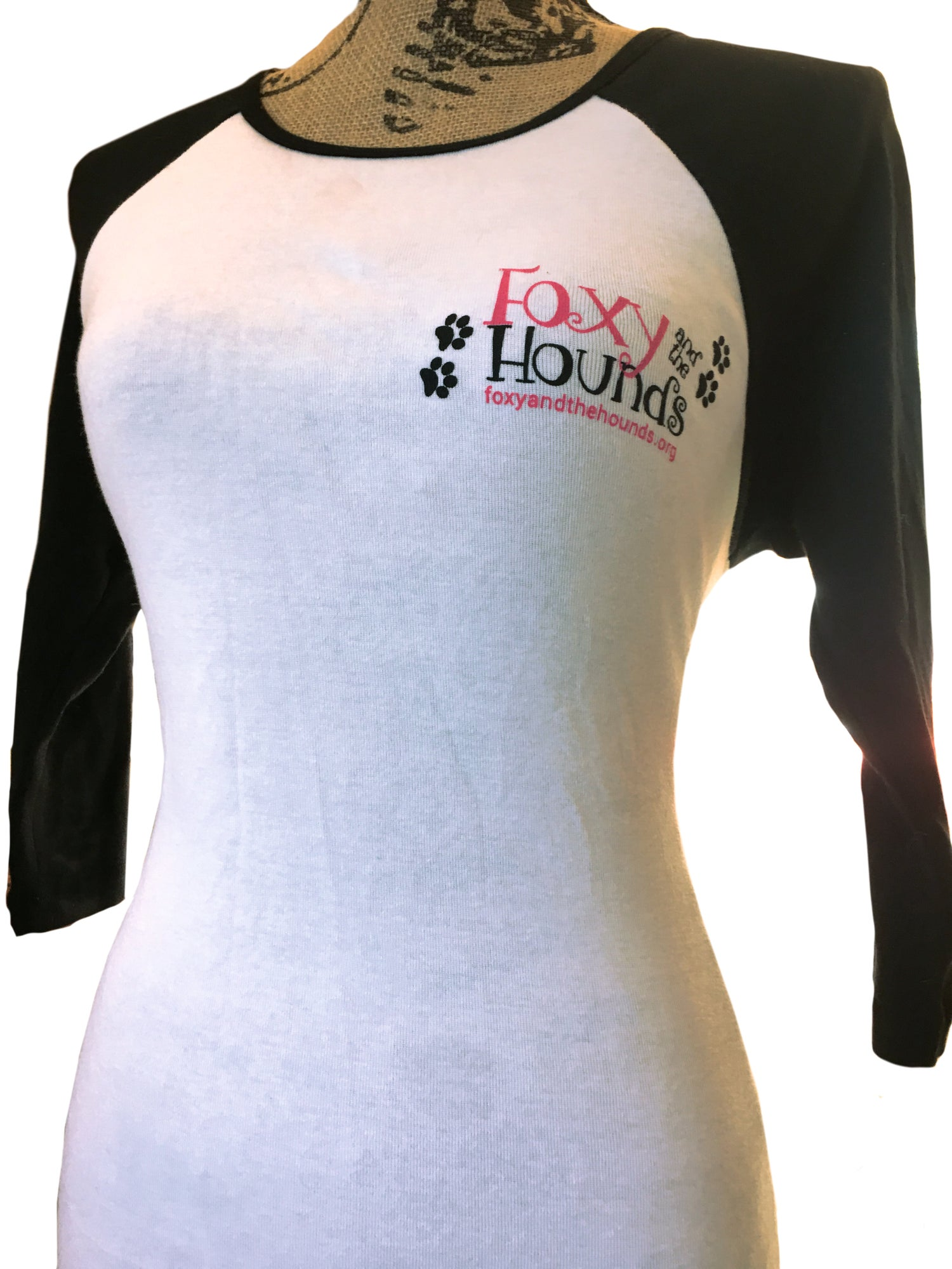 Image of Women's 3/4 Sleeve T-Shirt