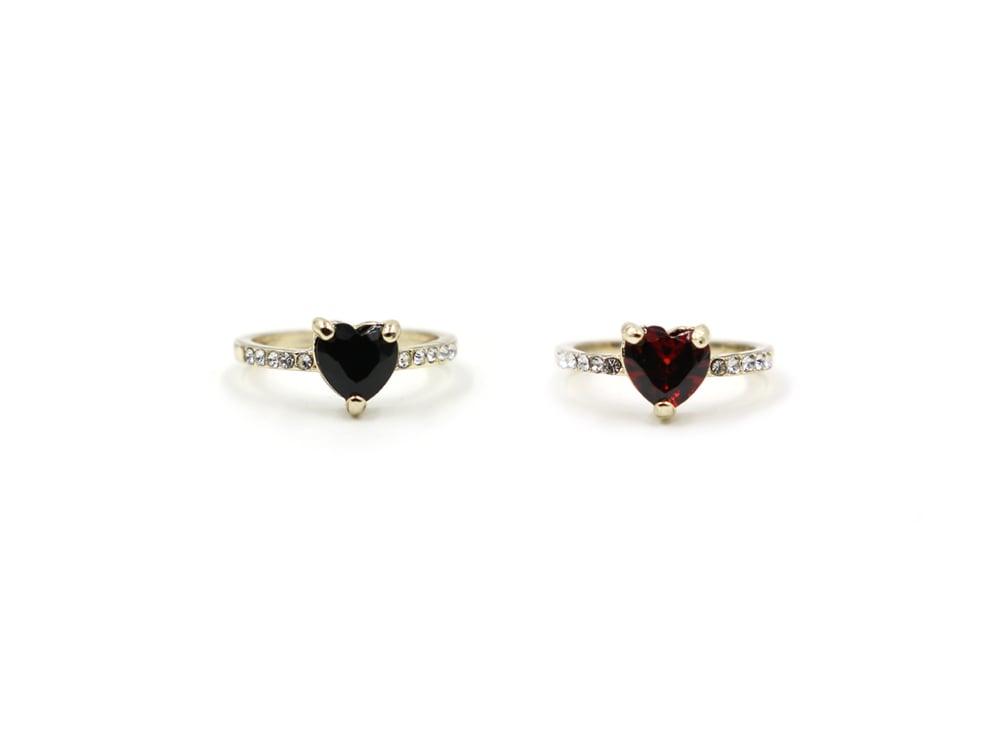 Image of Juliet Heart Ring