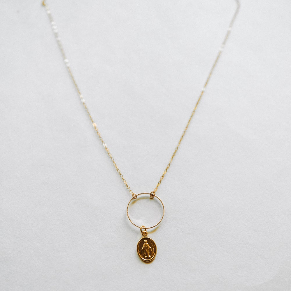 Image of The Mary Drop Necklace