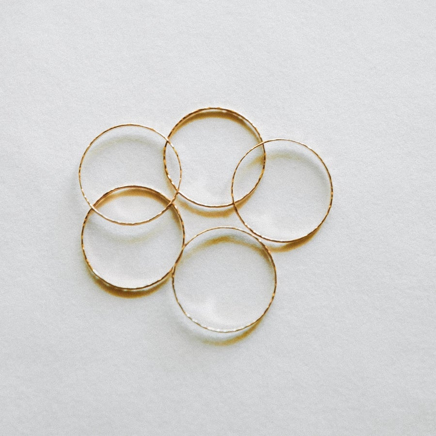 Image of The Dainty Rings