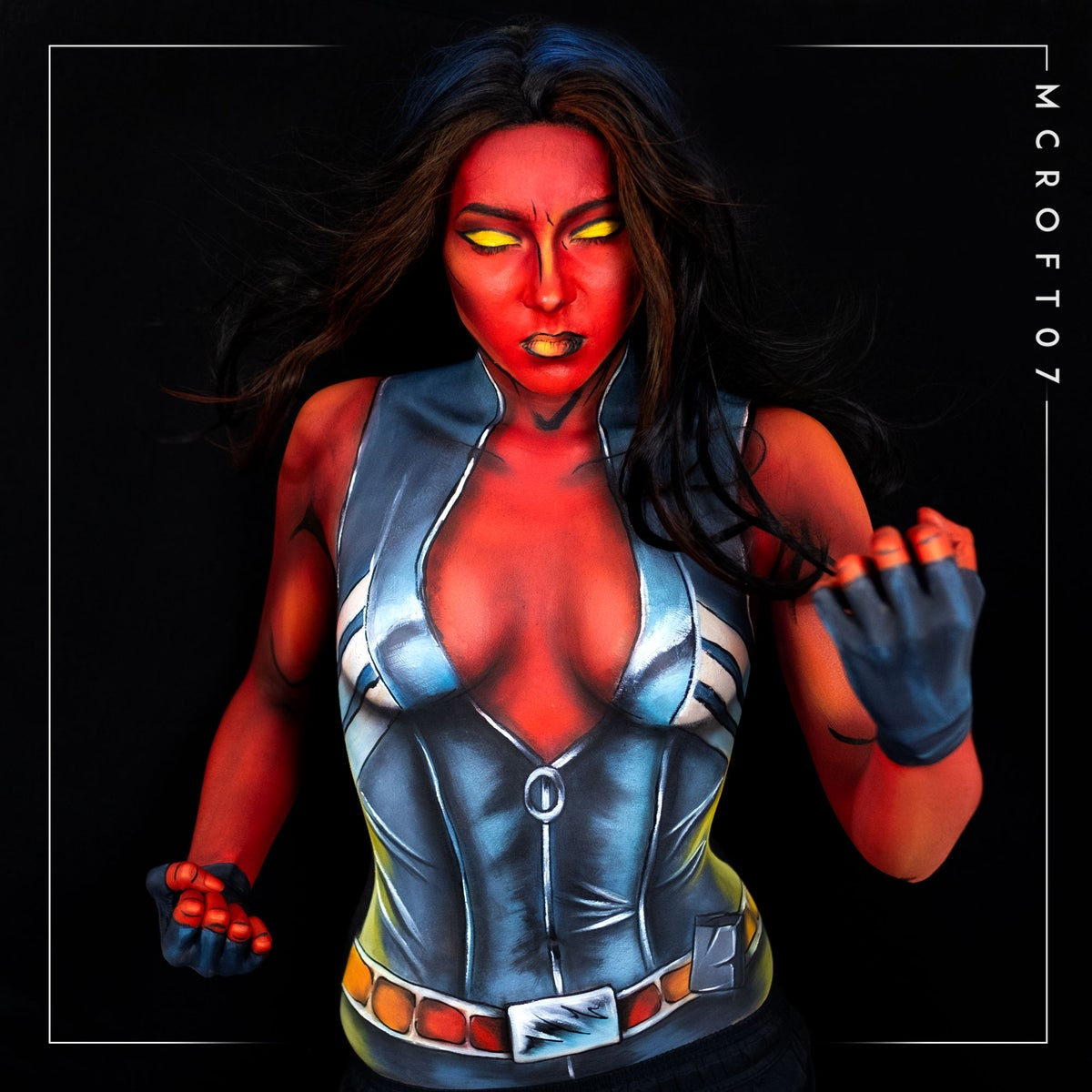 Image of Red She-Hulk