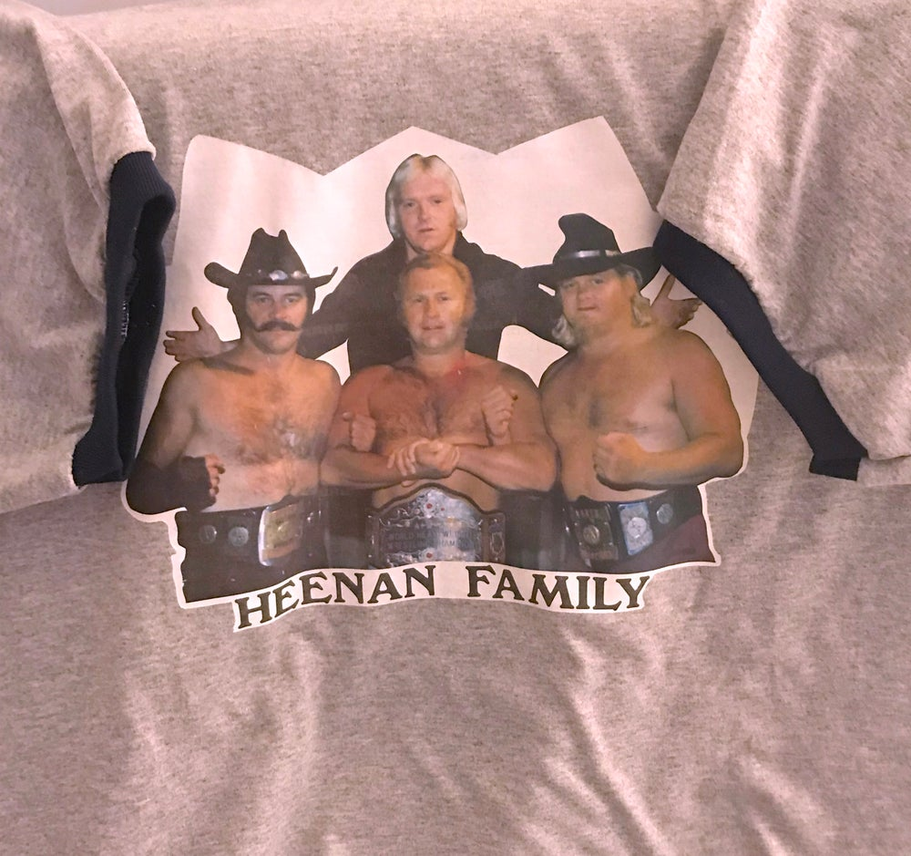 Image of All in the Heenan Family w/Lanza, Duncum and Bockwinkel (Free Priority Shipping)