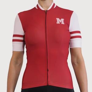 Women's Varsity Short Sleeve Jersey - mekong