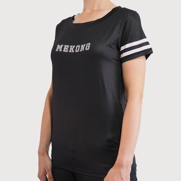 Women's Varsity Active Tee - mekong